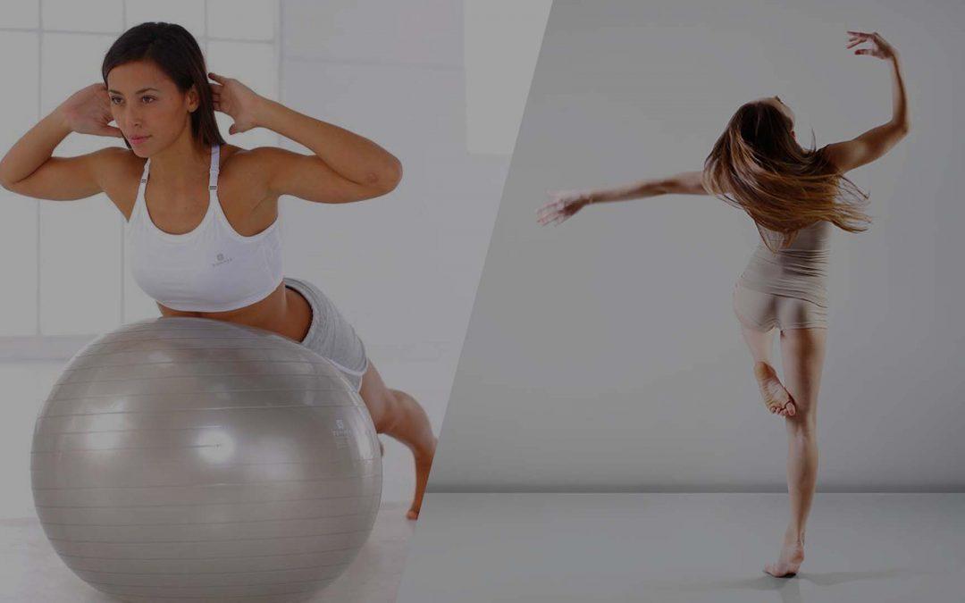 14 novembre : stage Pilates -Danse