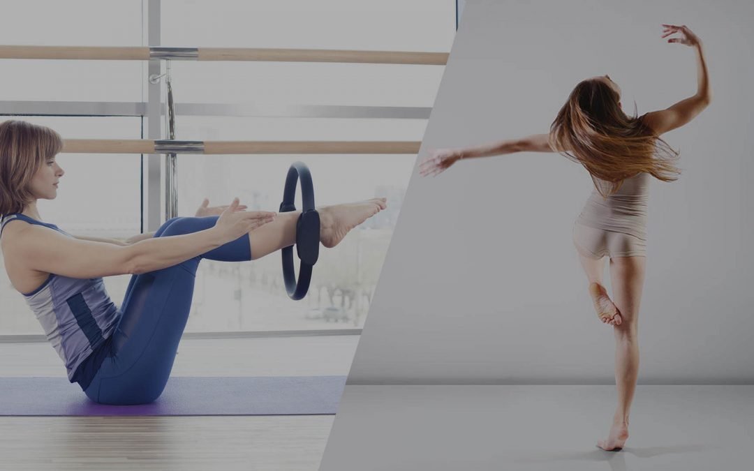 Stages Pilates et Danse Contemporaine-samedi 14 mars