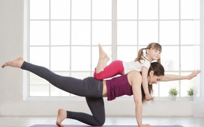 Stage Yoga parent-enfant – 10 octobre 2020 – Les saisons du corps